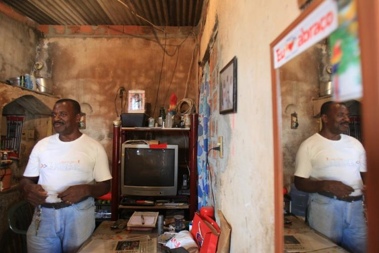 Jonas da Silva Cruz, 58: uma falsa acusação de estupro o levou à prisão em 1994, mesmo sem provas - Foto: Lúcio Távora | Ag. A TARDE