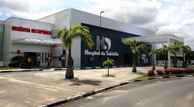 O policial civil foi levado para o Hospital do Subúrbio; o PM, por sua vez, foi socorrido ao HGE - Foto: Camila Souza | GovBa