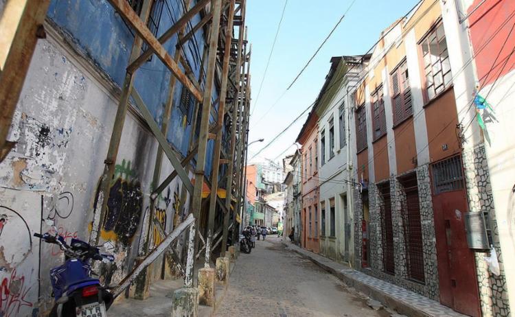 Pidi deve criar a Vila Cultural da Barroquinha com recuperação de imóveis e impulsionar atividades econômicas - Foto: Joá Souza l Ag. A TARDE