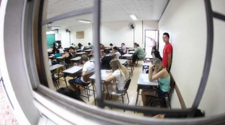 Em dezembro, cerca de 6 milhões de estudantes fizeram as provas do Exame Nacional do Ensino Médio em todo país - Foto: Joá Souza   Ag. A TARDE