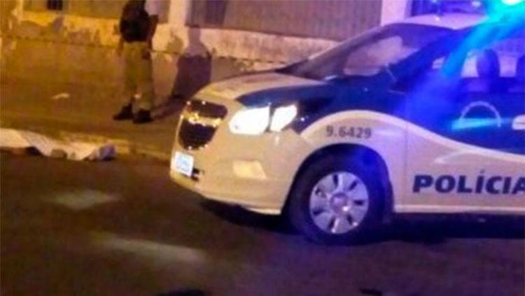 Antônio estava com um amigo quando foi abordado pelo assaltante - Foto: Reprodução | Acorda Cidade