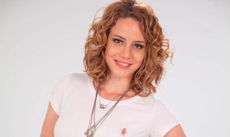 Leandra Leal homenageou a filha - Foto: Divulgação