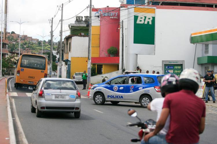 A motivação do crime ainda é desconhecida - Foto: Edilson Lima | Ag. A TARDE