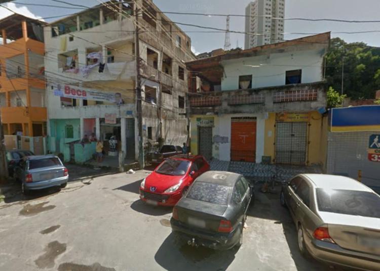 O crime aconteceu na travessa Antônio Viana, em Cosme de Farias - Foto: Reprodução | Google Maps