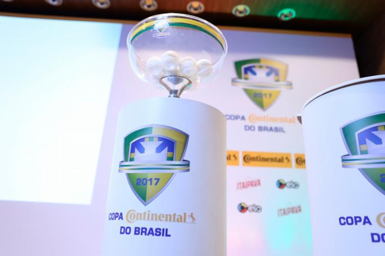 O sorteio ocorreu nesta quinta-feira, 15 - Foto: Fernando Alves | CBF