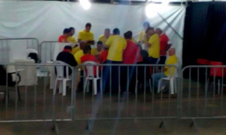 Apuração deve continuar até as 23h - Foto: Ricardo Palmeira   Ag. A TARDE