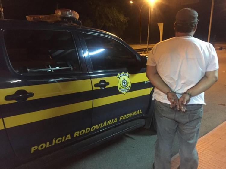 O homem cumpre mandato como vereador até 31 de dezembro - Foto: Divulgação | PRF