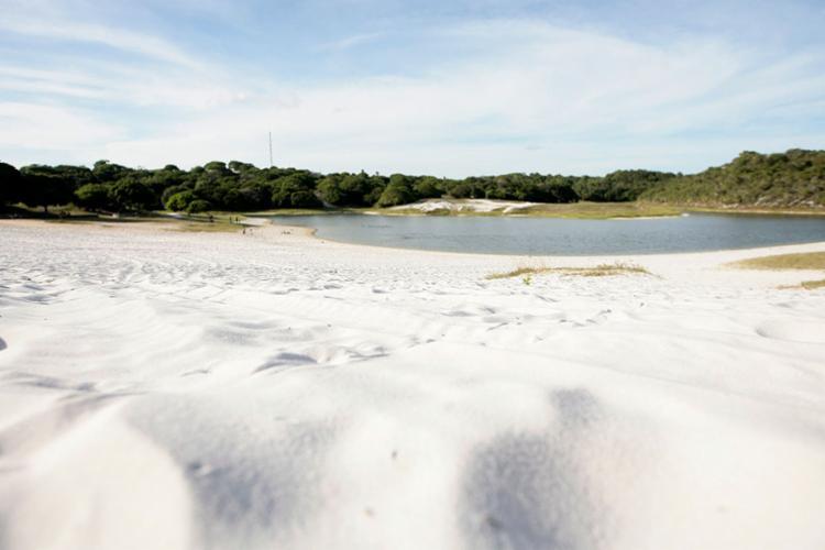 Dunas do Parque do Abaeté - Foto: Mila Cordeiro | Ag. A TARDE | 19.03.2015