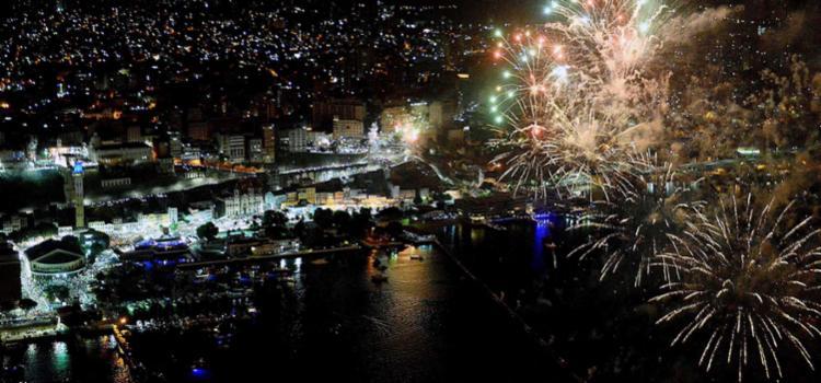 Shows de Ano Novo vão começar mais cedo este ano, às 18 horas - Foto: Valter Pontes | Agecom
