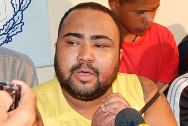 Delegado diz que Marilton comanda tráfico em Feira de Santana - Foto: Reprodução | Rota Policial FSA