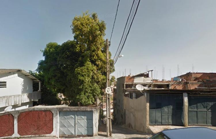 Os jovens foram assassinados na rua Henriqueta Palmeira - Foto: Reprodução | Google Maps