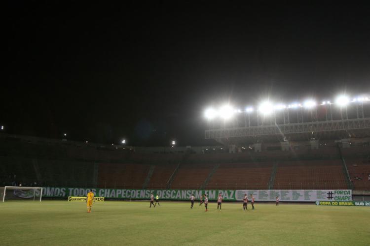 Pituaçu iria receber eventos particulares nos dias do jogo do Tricolor - Foto: Lúcio Távora   Ag. A Tarde