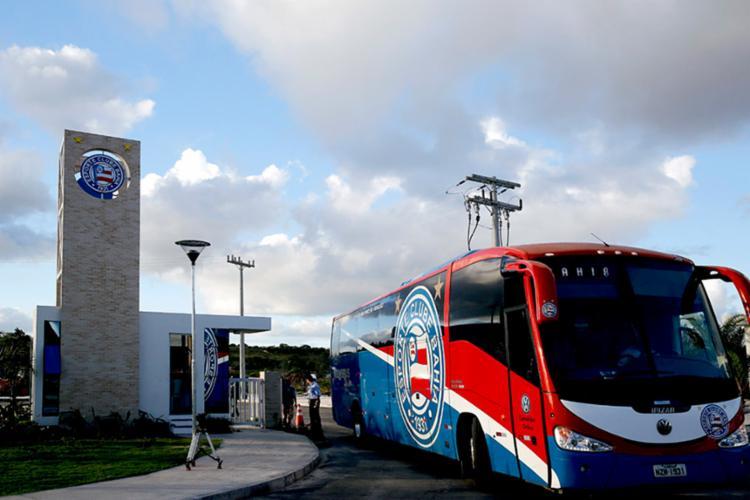 'Inaugurada' em 2013, Cidade Tricolor está sem uso desde então - Foto: Felipe Oliveira l EC Bahia