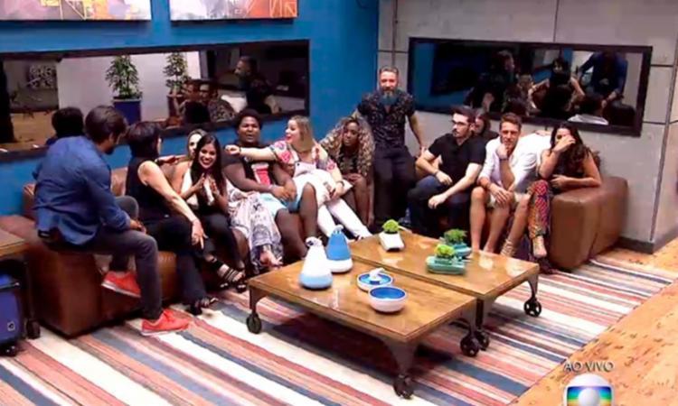 Participantes da edição BBB16 - Foto: Reprodução   TV Globo
