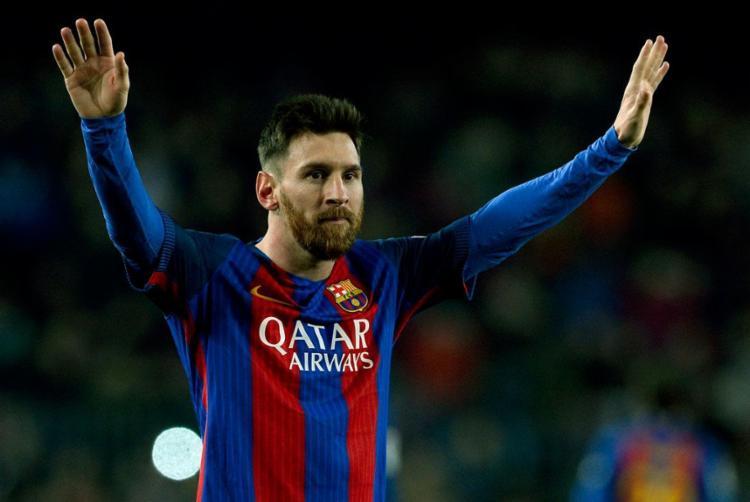 Messi se destacou na última partida diante do Espanyol - Foto: Josep Lago | AFP