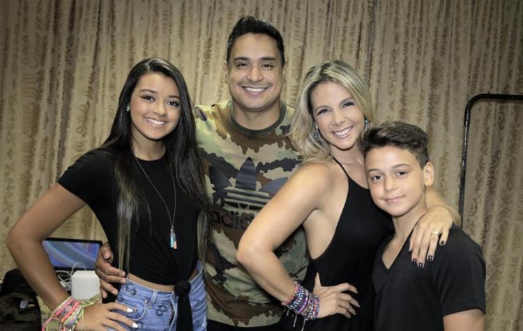 Caçula da família completa 13 anos nesta terça - Foto: Reprodução | Instagram