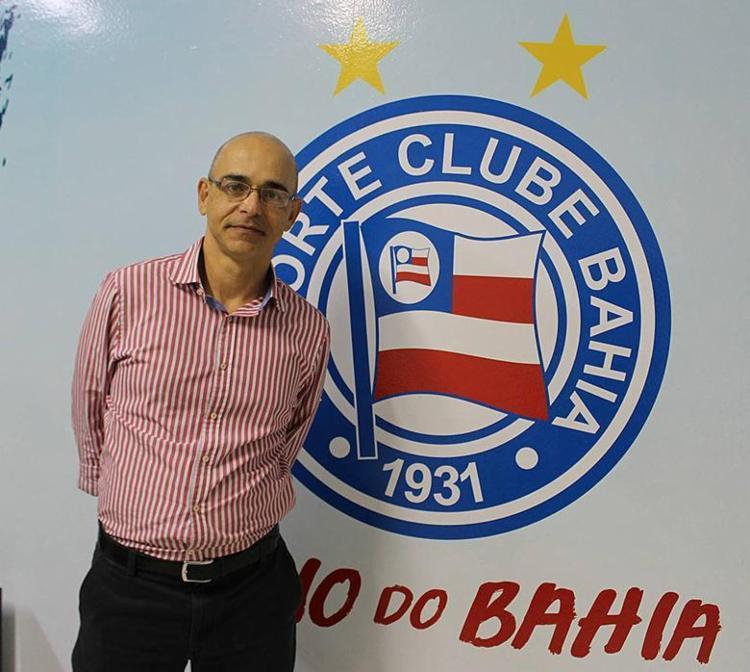 Marcelo Barros, diretor administrativo do Bahia - Foto: EC Bahia l Divulgação