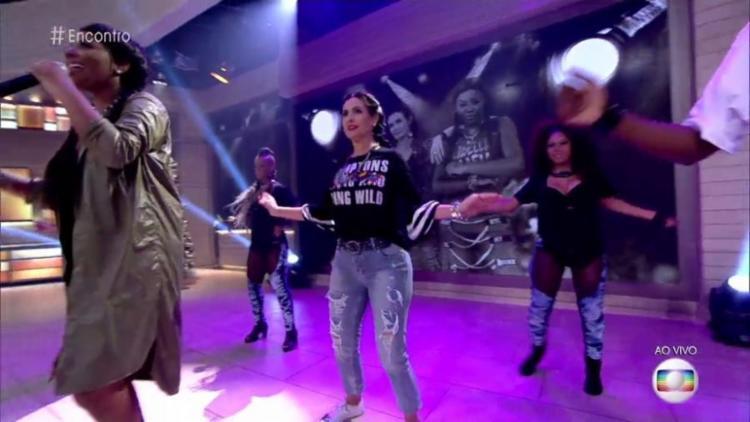 Episódio aconteceu nesta quarta-feira, 21, durante programa ao vivo - Foto: Reprodução | TV Globo
