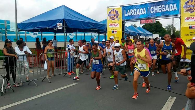 O corrida ocorreu no último domingo, 18 - Foto: Divulgação | AFAC