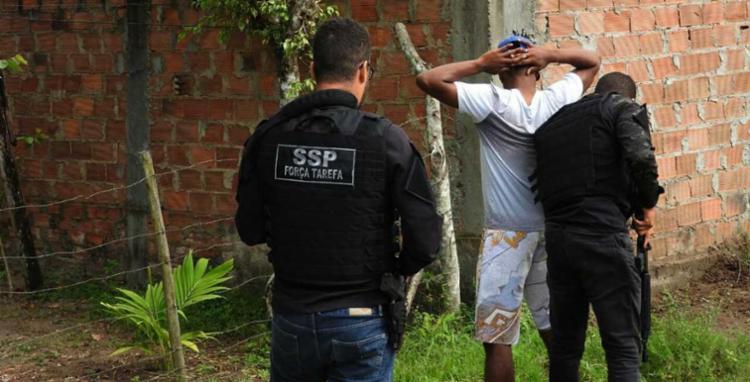 Ao todo, foram expedidos 11 mandados de prisão - Foto: Ascom | SSP