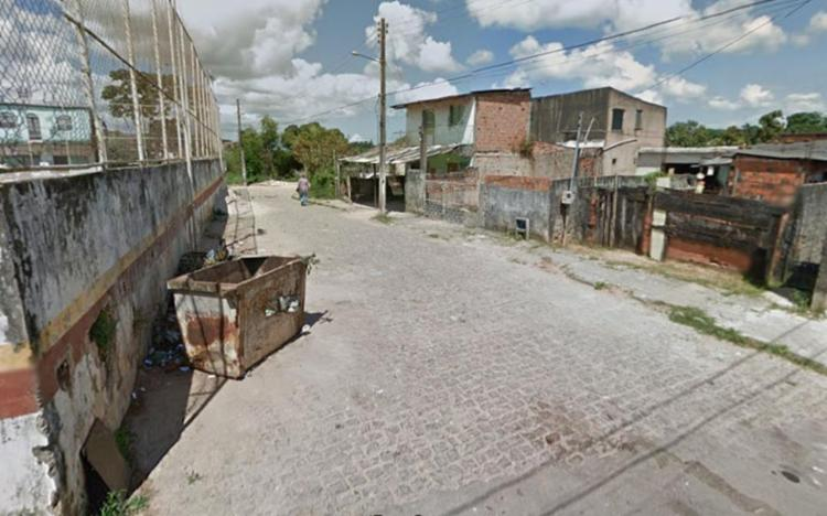 O crime ocorreu na rua Direta de Palmares, no bairro de Palmares - Foto: Reprodução | Google Maps