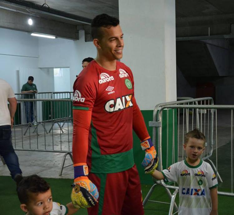 Ídolo da Chape, Danilo faleceu aos 31 anos - Foto: Reprodução | Facebook | Chapecoense