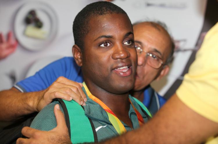 Atleta foi medalha de ouro nos Jogos Olímpicos do Rio - Foto: Adilton Venegeroles   Ag. A Tarde