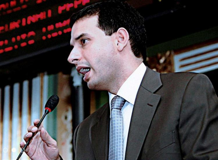 Leo Prates (DEM), virtual próximo presidente da Câmara de Salvador - Foto: Site Oficial | Divulgação