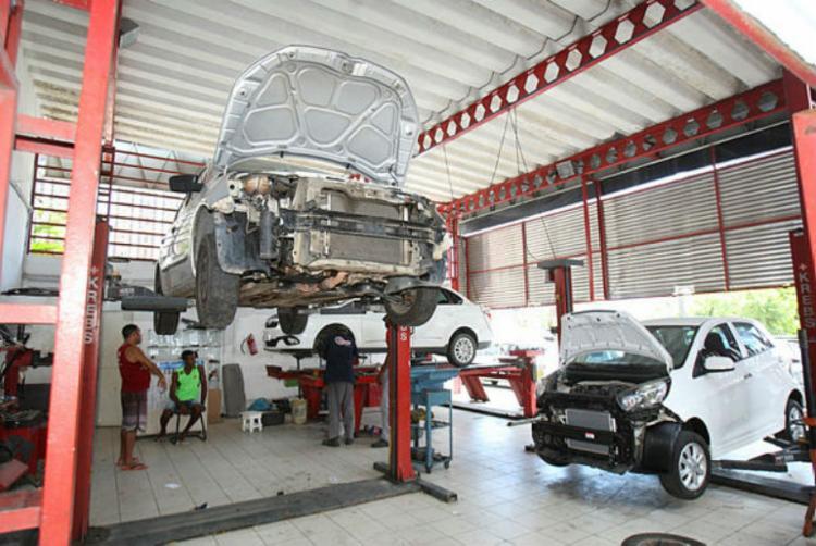 Peça para checar sistema elétrico e peças do motor - Foto: Luciano da Matta | Ag. A TARDE
