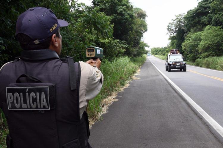 Fiscalização de velocidade com uso de radares serão intensificadas na operação - Foto: Joá Souza | Ag. A Tarde