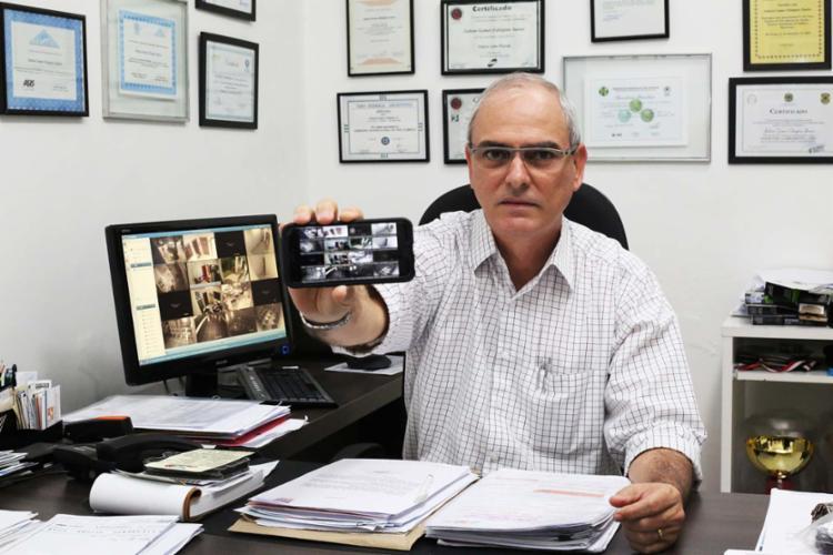 Jodson Edington recomenda investir em tecnologia - Foto: Mila Cordeiro | Ag. A TARDE
