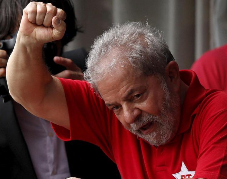 PT deve lançar Lula como candidato à Presidência - Foto: Paulo Whitaker | Reuters | 05.03.2016