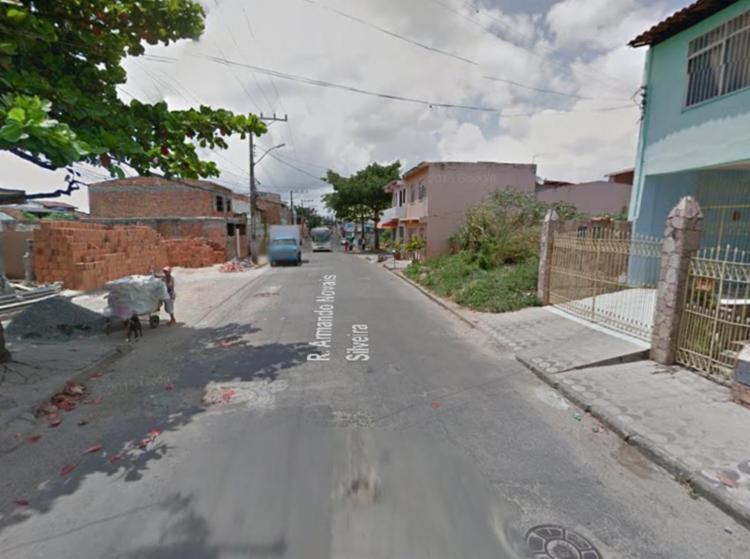 Tentativa de homicídio aconteceu no bairro de São Cristóvão - Foto: Reprodução   Ggoogle Maps