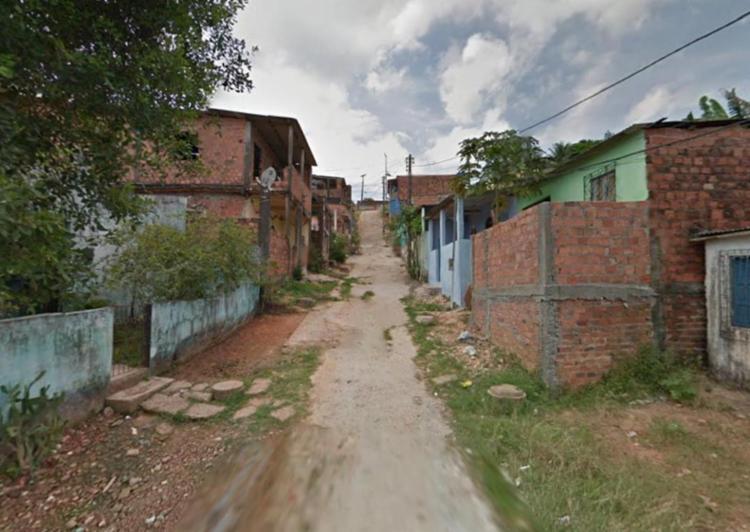Jovem foi baleado na rua Mário Kertz na tarde de domingo, 25 - Foto: Reprodução | Google Maps