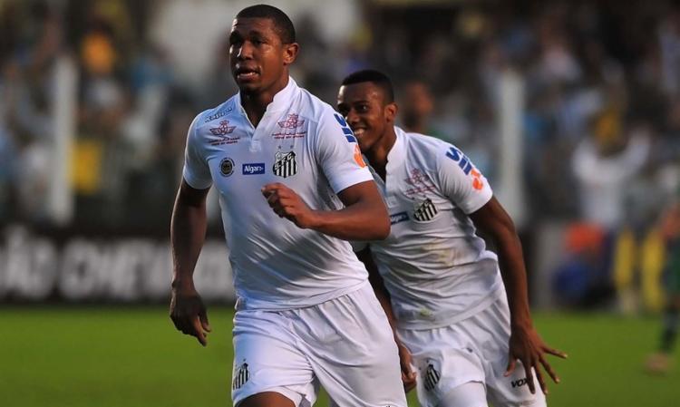 Rodrigão, do Santos, é um dos alvos do Vitória - Foto: Ivan Storti | Santos FC