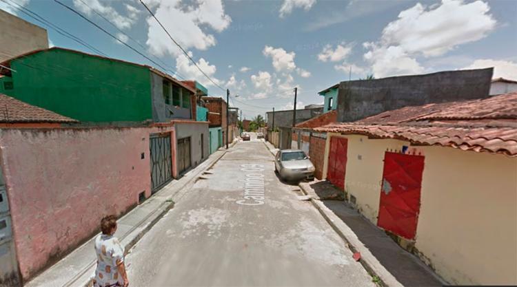 Local onde Rodrigo teria sido morto - Foto: Reprodução | Google Maps