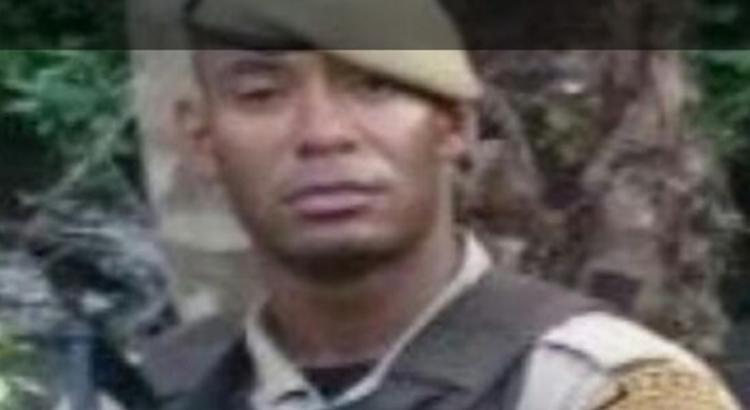 Rogério estava a serviço quando foi baleado e morto em Valença - Foto: Reprodução | Site Nas Malhas da Lei