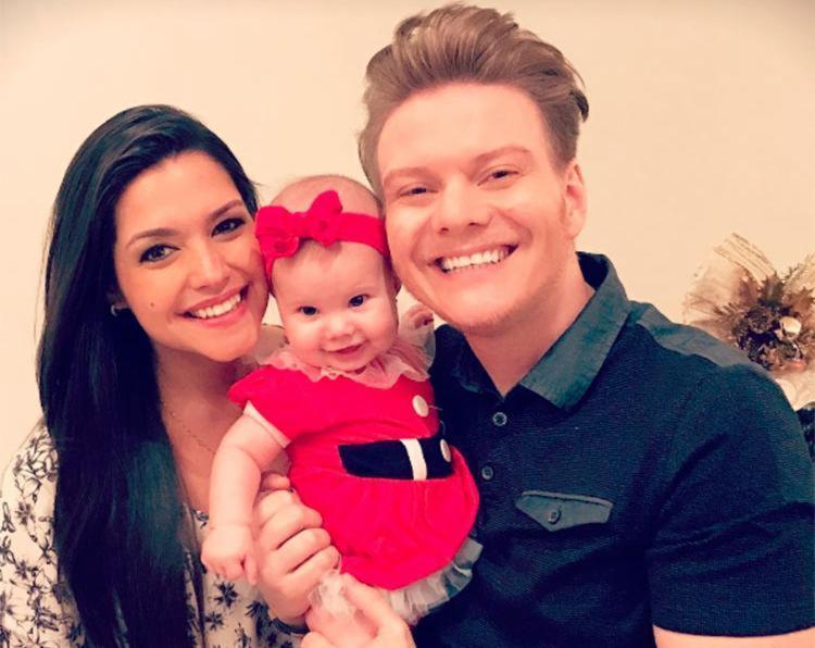 A família pediu bênção a Papai Noel - Foto: Reprodução   Instagram