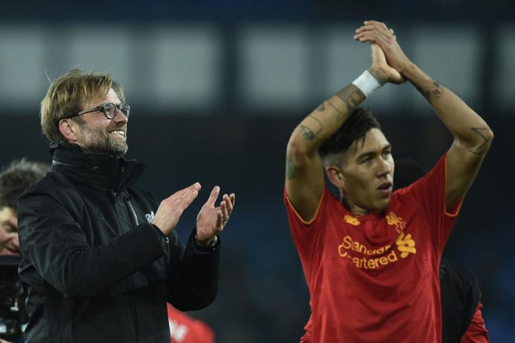 A diretoria do Liverpool ainda não se manifestou sobre o caso - Foto: Oli Scarff | AFP