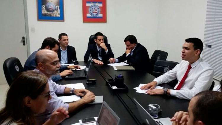 Bahia terá que arcar com os impostos em atraso - Foto: Divulgação   EC Bahia