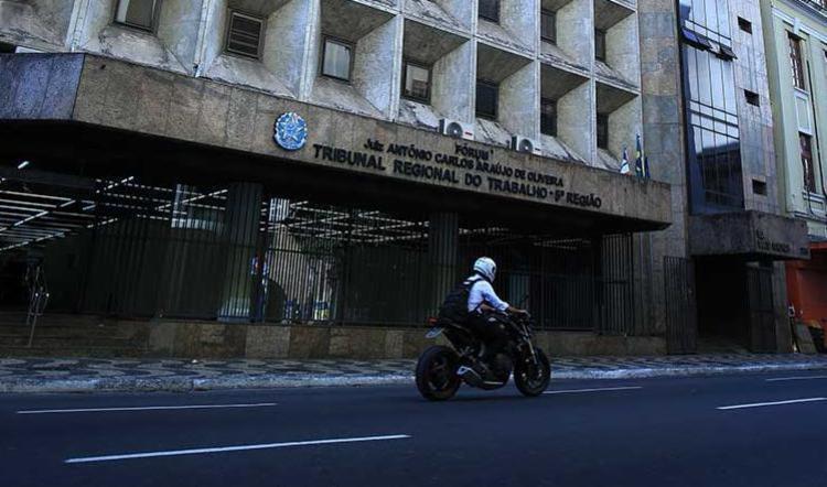 Justiça do Trabalho deve contabilizar em 2016 mais de 3 milhões de novas ações - Foto: Joá Souza | Ag. A TARDE