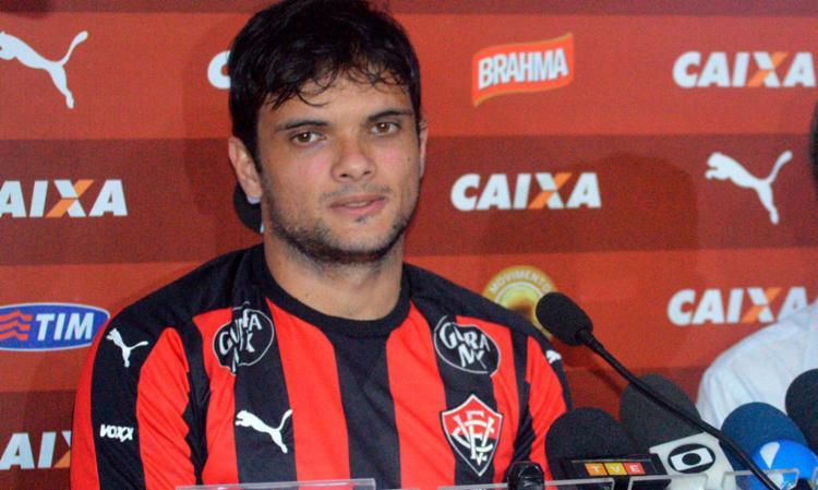 Norberto vai ficar mais uma temporada no Vitória - Foto: Francisco Galvão | EC Vitória | Arquivo