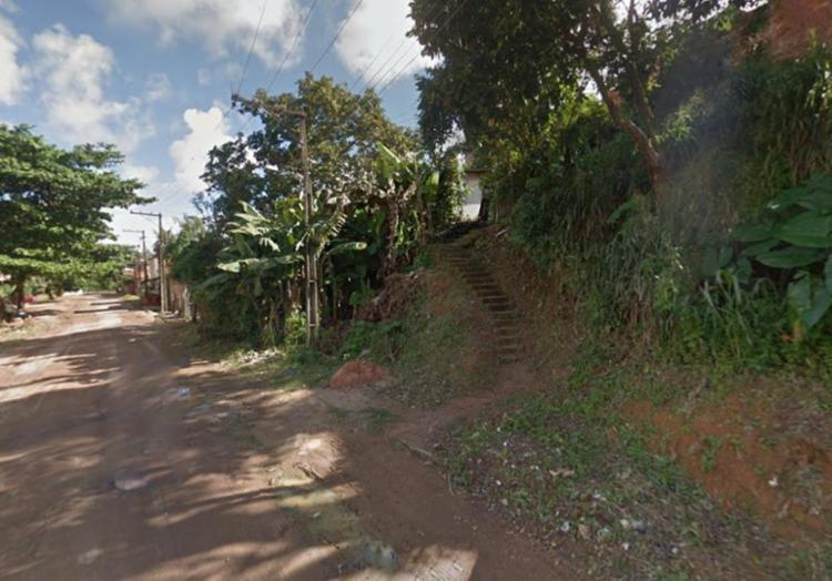 Crime aconteceu na rua do Destino, próximo ao Pinicão - Foto: Reprodução | Google Maps