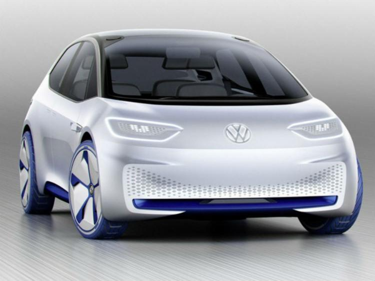 Visionary I.D é totalmente elétrico - Foto: Divulgação Volkswagen