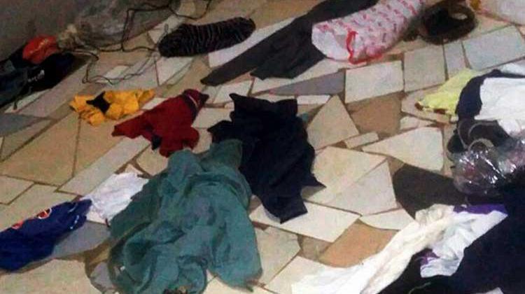 Corpo foi encontrado na cozinha da casa - Foto: Divulgação | Polícia Civil
