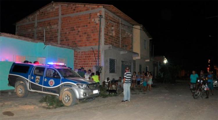 A vítima tinha três dias que tinha se mudado para o Recanto das Árvores em Eunápolis - Foto: Reprodução | Site Radar 64