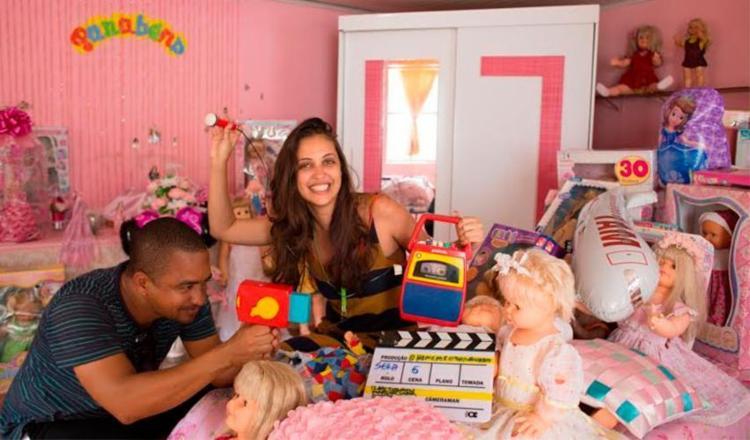 Produção baiana aborda relação de famílias com seus brinquedos - Foto: Divulgação