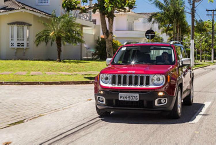 Novidades no Renegade - Foto: Jeep Divulgação
