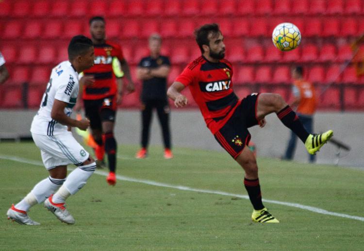 Gabriel Xavier acerta detalhes salariais antes de assinar com o Leão - Foto: Williams Aguiar l Sport C.R.