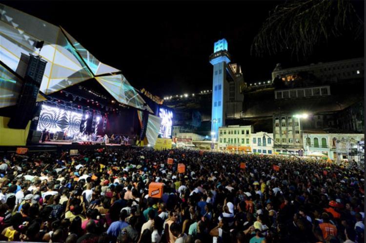 Festas terão início as 18 horas na praça Cairu, arena Daniela Mercury - Foto: Reprodução | Site Prefeitura de Salvador
